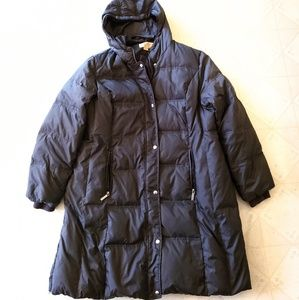 Michael Kors Winter Puffer Full Length Coat